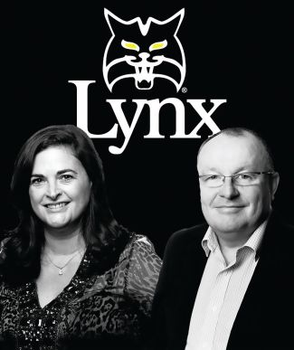 Steve Elford Stephanie Zinser Lynx Golf_preview