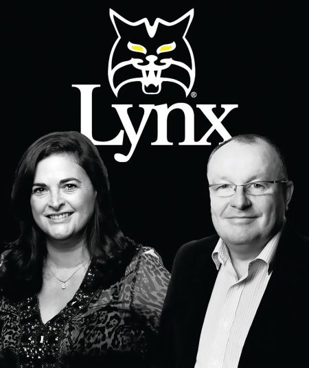Steve Elford Stephanie Zinser Lynx Golf_preview