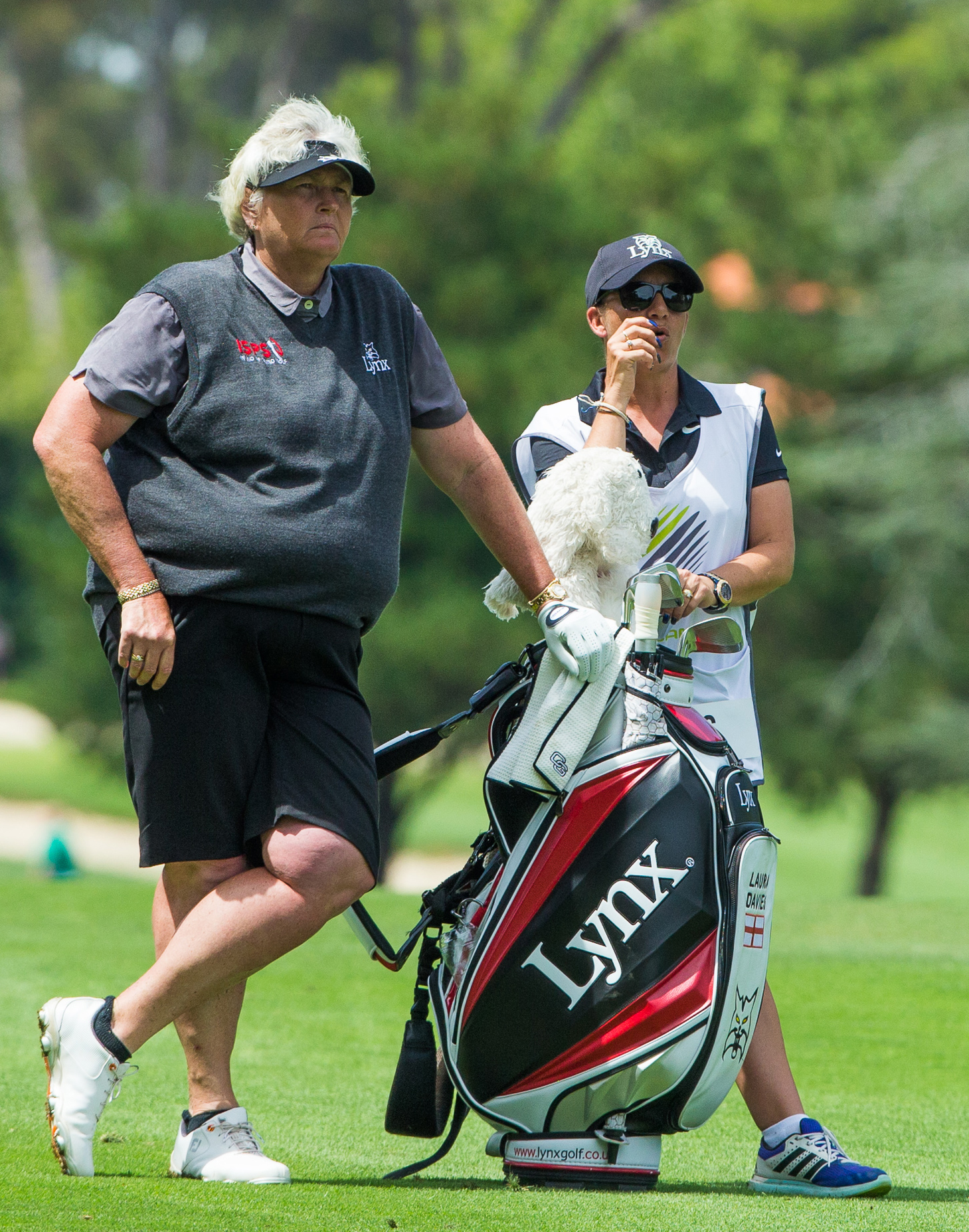 LYNX CONGRATULATES STAFFER LAURA DAVIES AFTER FOUNDERS CUP ...