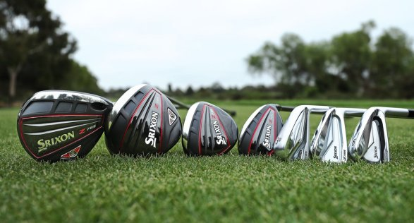 2018 Z Series Woods & Irons[3661]