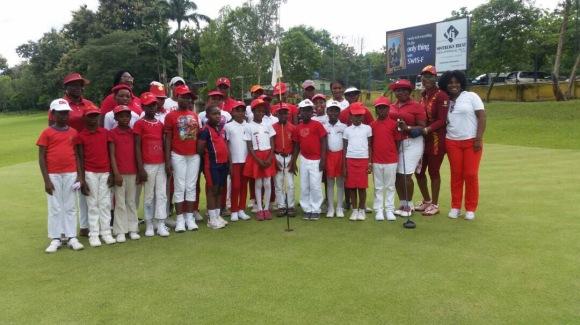 Nigerian Golf Federation WGD 2017