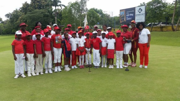 Nigerian Golf Federation WGD 2017