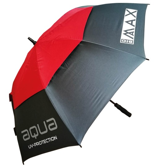 Aqua-UV-Umbrella-charcoal-red