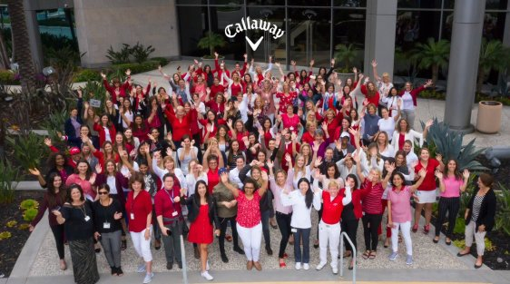 Callaway Golf celebrates Women's Golf Day