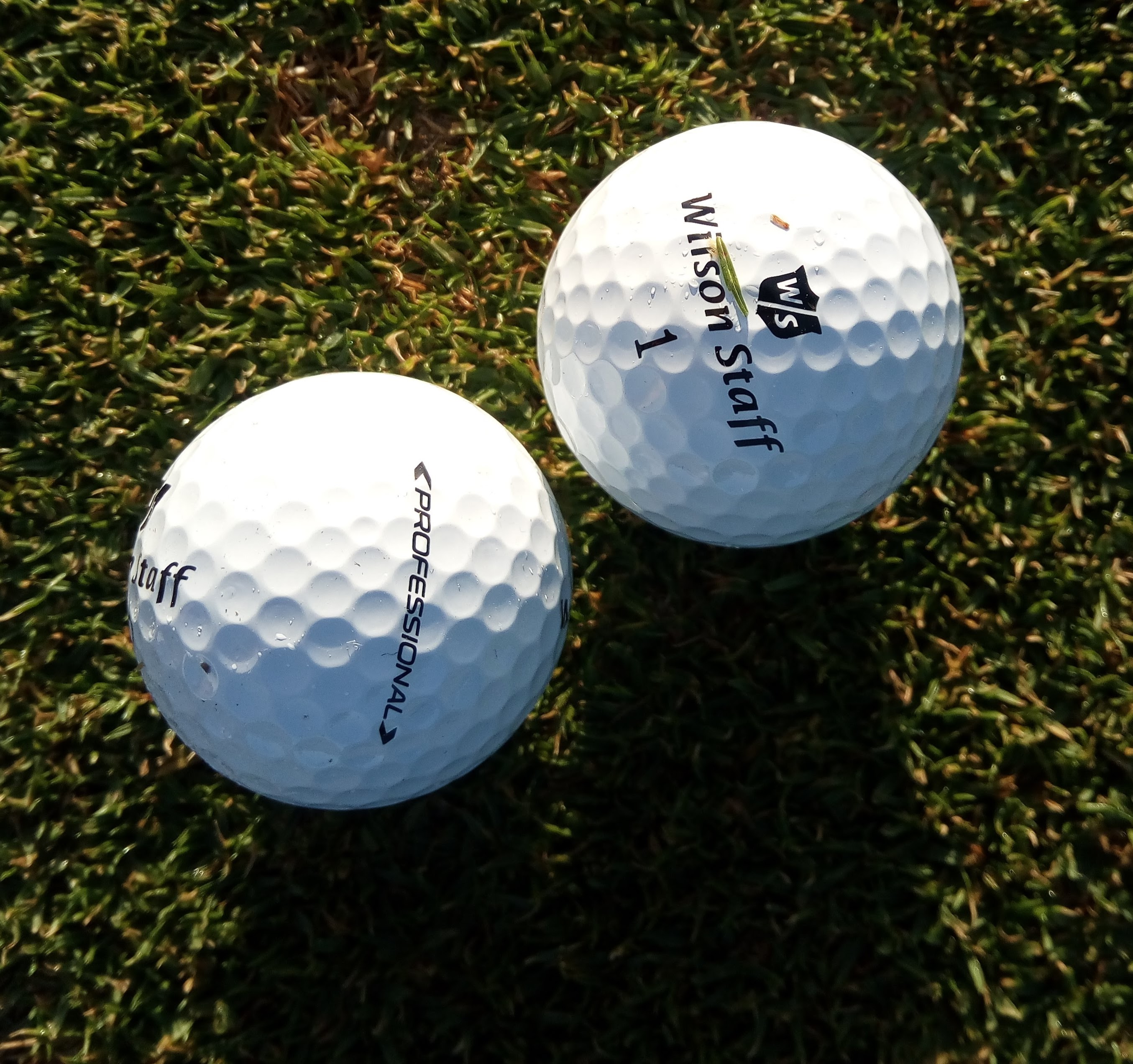 REVIEW – Wilson Staff DUO Professional Golf Ball  