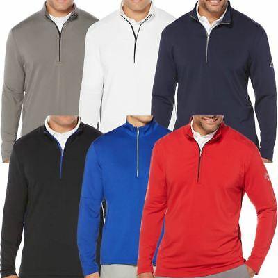 Callaway-Golf-Premium-1-4-Zip-Midlayer-Mock-Pullover-Golf