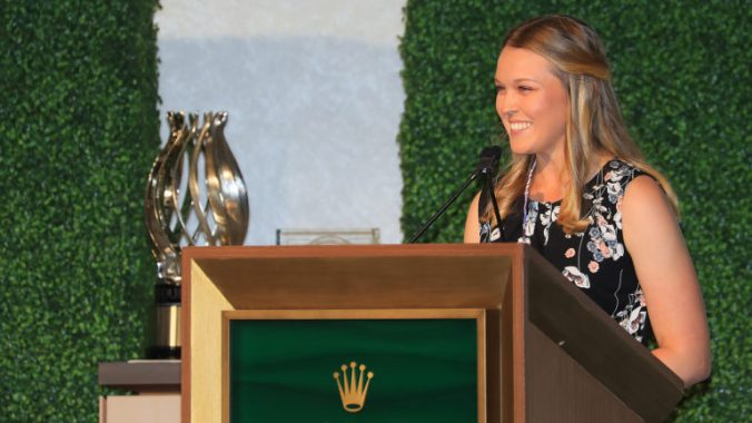 LPGA Rolex Players Awards