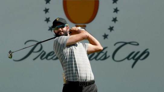 Presidents Cup - Round Two